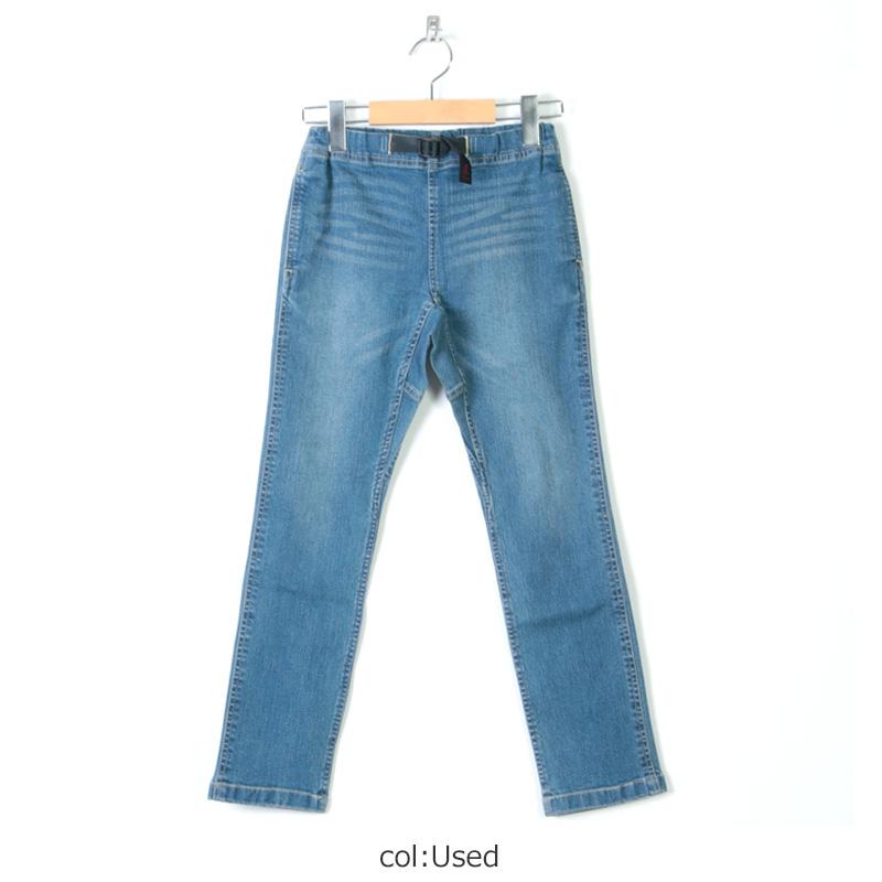 GRAMICCI(グラミチ) KIDS DENIM NARROW PANTS