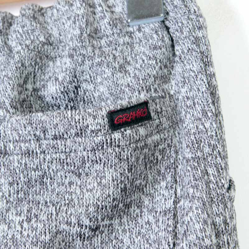 GRAMICCI(グラミチ) KIDS BONDING KNIT FLEECE  RIB PANTS
