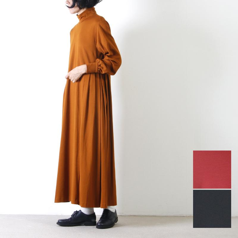 Graphpaper (グラフペーパー) Jersey High Neck Dress / ジャージーハイネックドレス