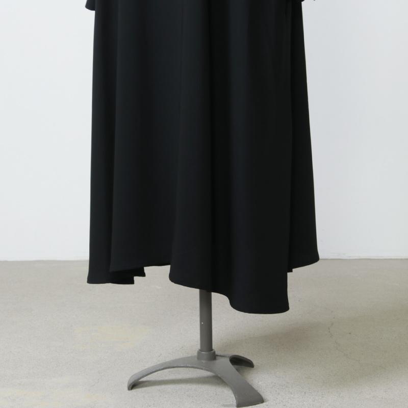 Graphpaper(グラフペーパー) Satin Band Collar Dress
