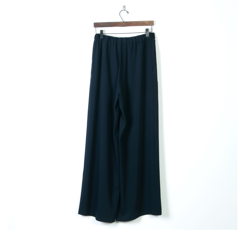 Graphpaper(グラフペーパー) Satin Wide Cook Pants