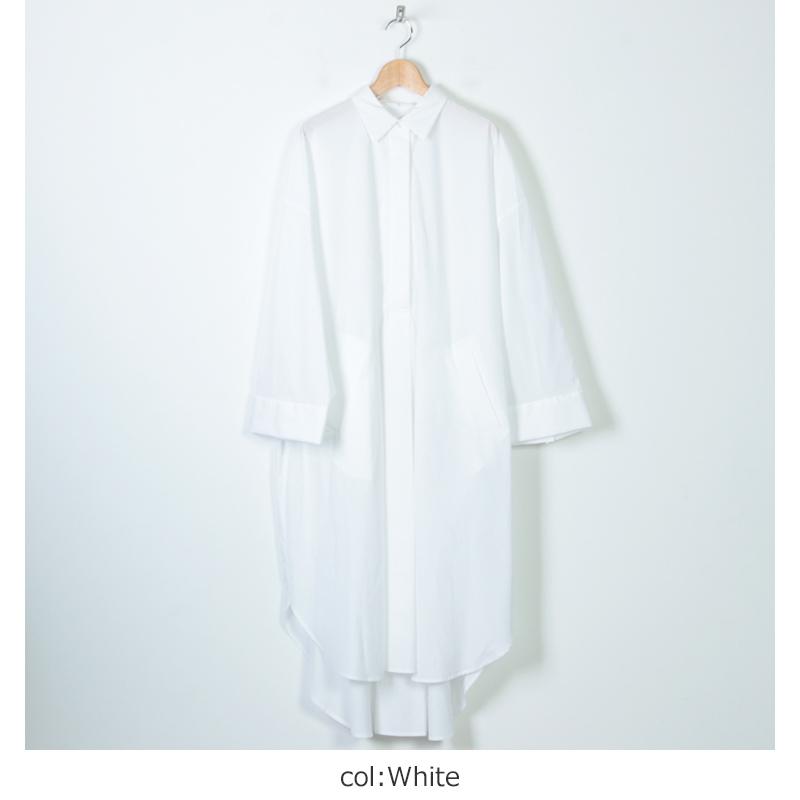 Graphpaper(グラフペーパー) THOMAS MASON Shirt Dress