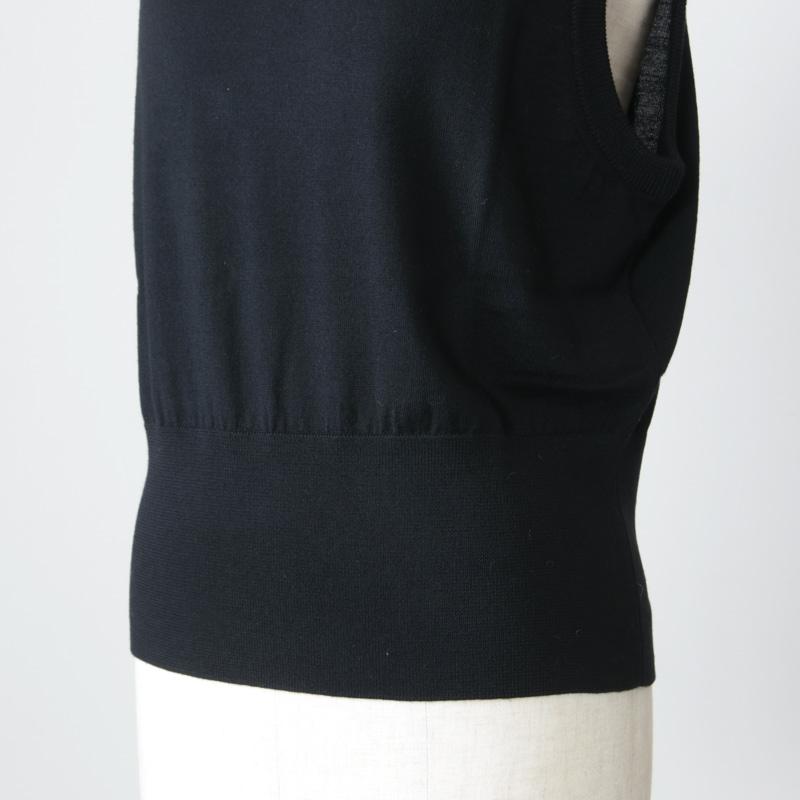 Graphpaper(グラフペーパー) High Gauge Knit Vest
