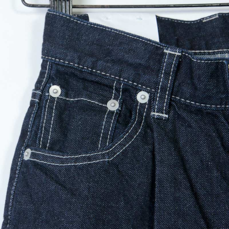 Graphpaper(グラフペーパー) Wide Straight Denim