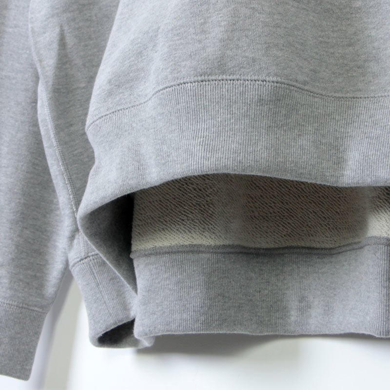 Graphpaper(グラフペーパー) LOOPWHEELER for Graphpaper Raglan Sweat size0