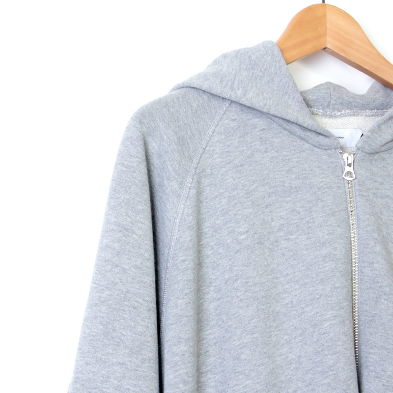 Graphpaper(グラフペーパー) LOOPWHEELER for Graphpaper Full-Zip Parka size0