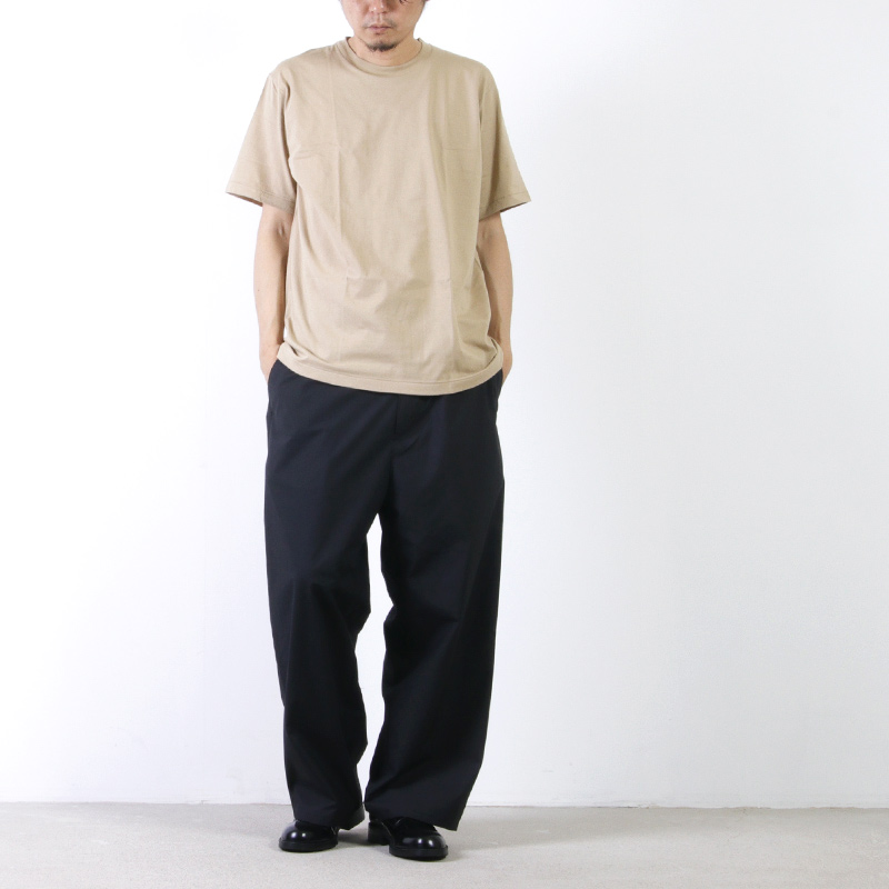 Graphpaper(グラフペーパー) Typewriter Wide Cook Pant