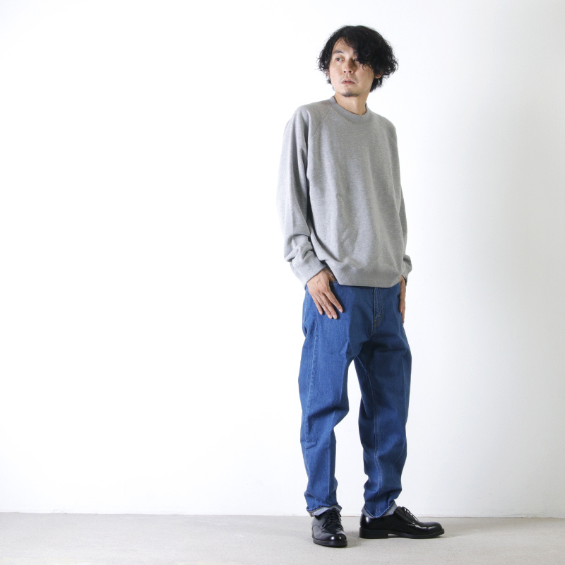 Graphpaper(グラフペーパー) Denim Tapered Pants