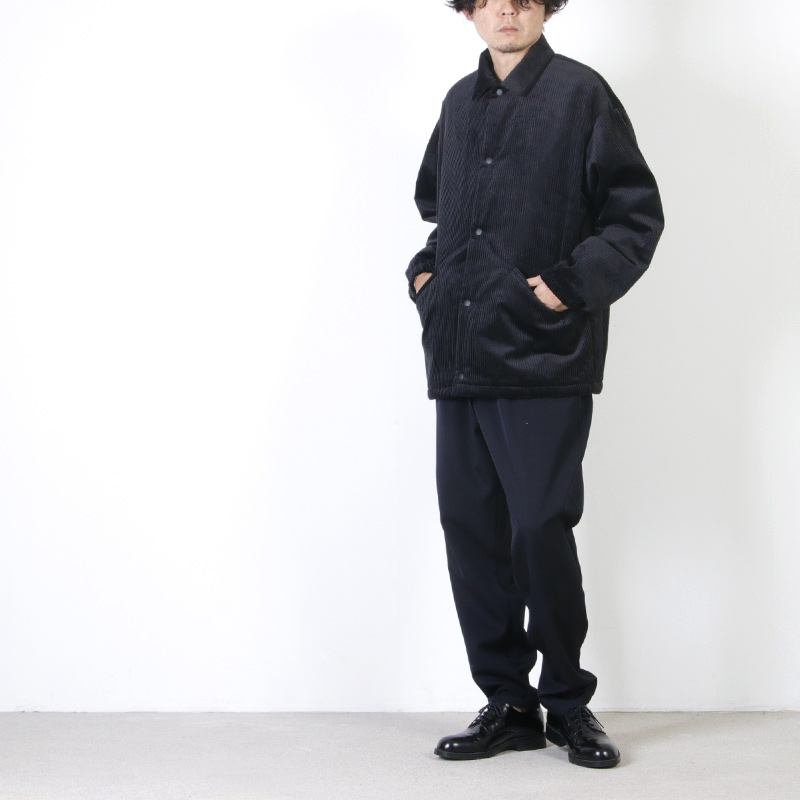 Graphpaper(グラフペーパー) Brisbane Moss Coach Jacket