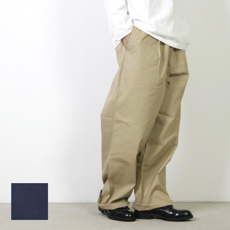 Graphpaper (グラフペーパー) Stevensons Wide Cook Pants / スティーブンソズ ワイドコックパンツ