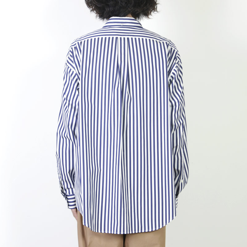 Graphpaper(グラフペーパー) THOMAS MASON L/S B.D Box Shirt