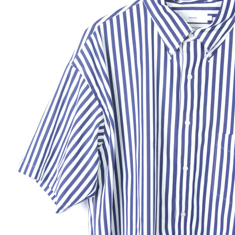 Graphpaper(グラフペーパー) THOMAS MASON S/S B.D Box Shirt