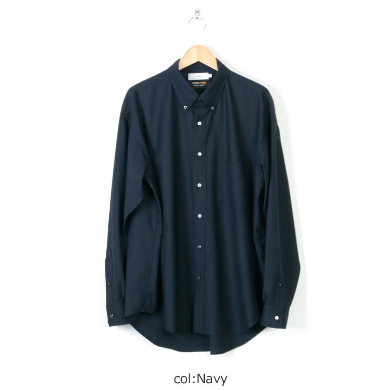 Graphpaper(グラフペーパー) CORDURA Ripstop Box B.D Shirt