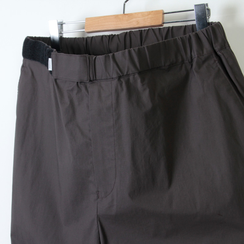 Graphpaper(グラフペーパー) Stretch Typewriter Wide Cook Pants