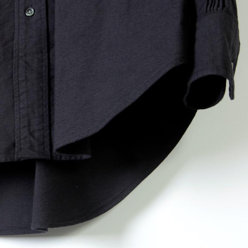 Graphpaper(グラフペーパー) Oxford L/S B.D Box Shirt