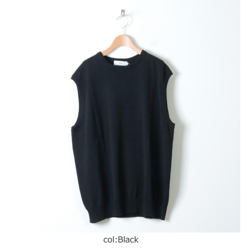 Graphpaper(グラフペーパー) Suvin Vest