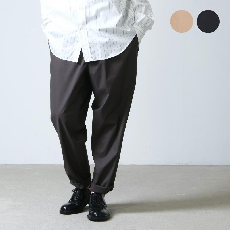 Graphpaper (グラフペーパー) Stretch Typewriter Chef Pants / ストレッチタイプライターシェフパンツ