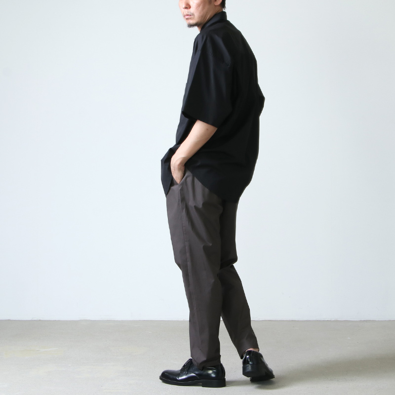 Graphpaper(グラフペーパー) Broad Oversized S/S Regular