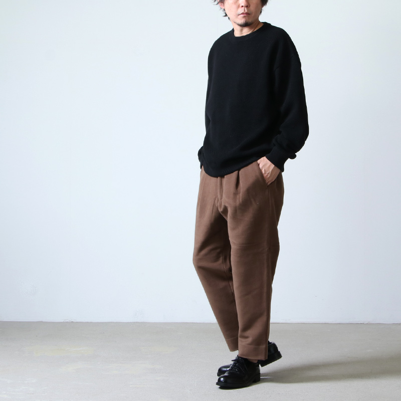 Graphpaper(グラフペーパー) Double Cloth Moleskin Trouser
