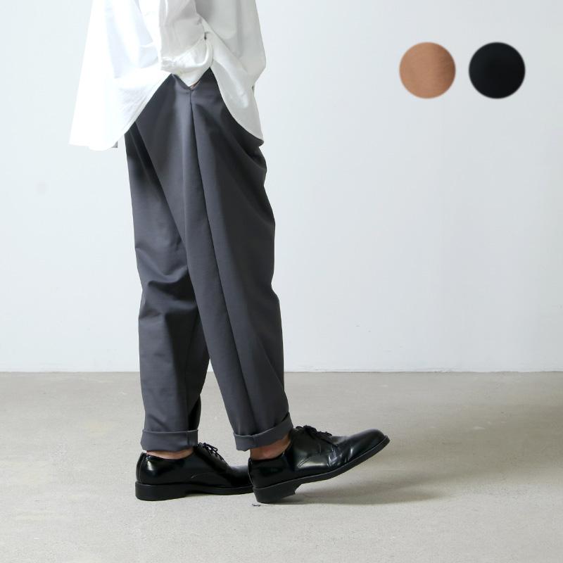 Graphpaper (グラフペーパー) Compact Ponte Chef Pants / コンパクトポンチ シェフパンツ