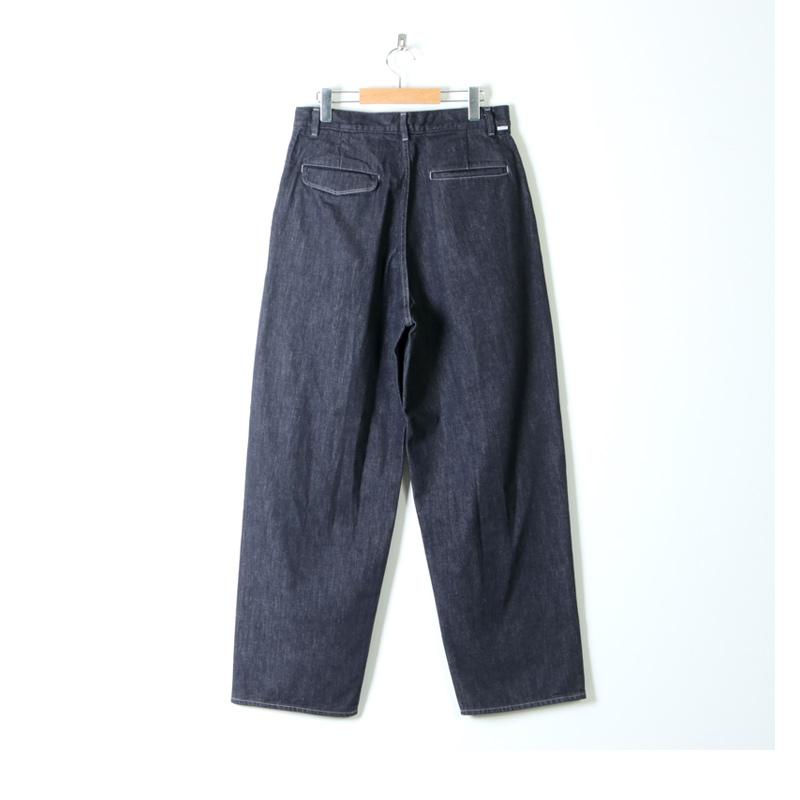 Graphpaper(グラフペーパー) Colorfast Denim Two Tuck Pants