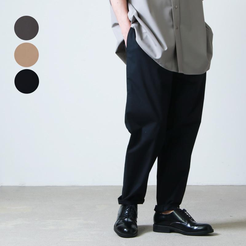 Graphpaper (グラフペーパー) Stretch Typewriter Chef Pants / ストレッチタイプライター シェフパンツ
