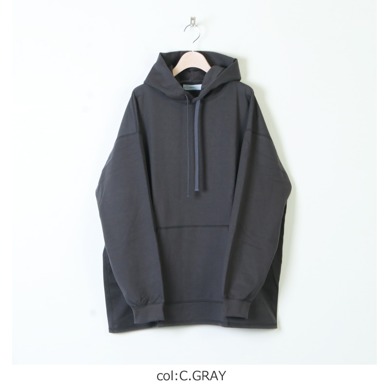 Graphpaper(グラフペーパー) Compact Terry Hoodie