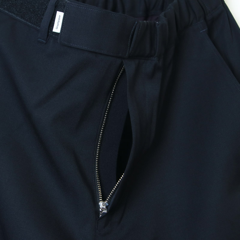 Graphpaper(グラフペーパー) Selvage Wool Slim Waisted Chef Pants