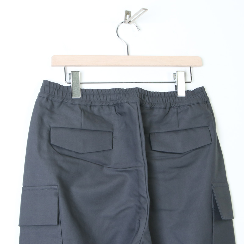 Graphpaper(グラフペーパー) Double Plain Weave Easy Militrary Pants