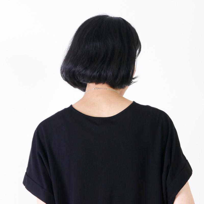 Hanalima(ハナリマ) ローマンガラス ロングネックレス