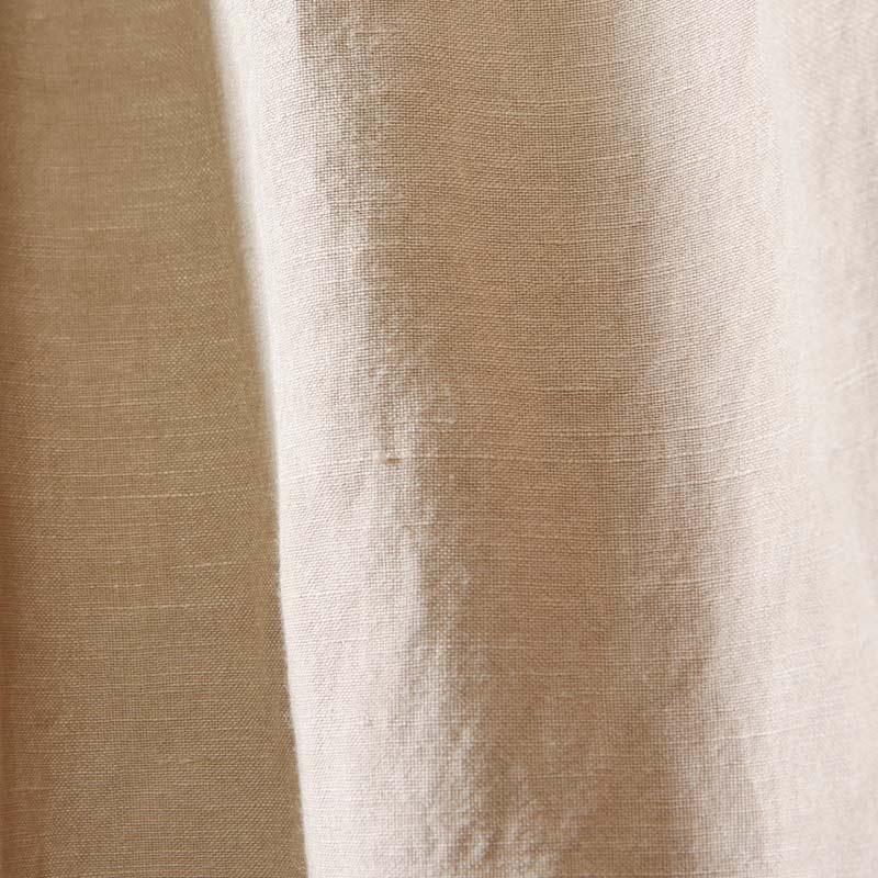 HARVESTY(ハーベスティ) クロップドサーカスパンツ リネンレーヨンキャンバス