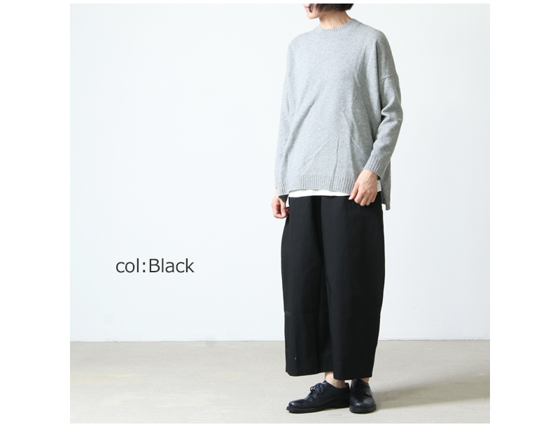 have a good day(ハブアグッドデイ) Volume pants For Women