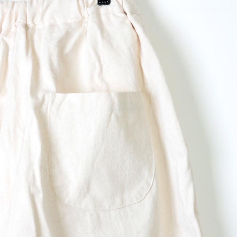 have a good day(ハブアグッドデイ) Denim volume pants For Women