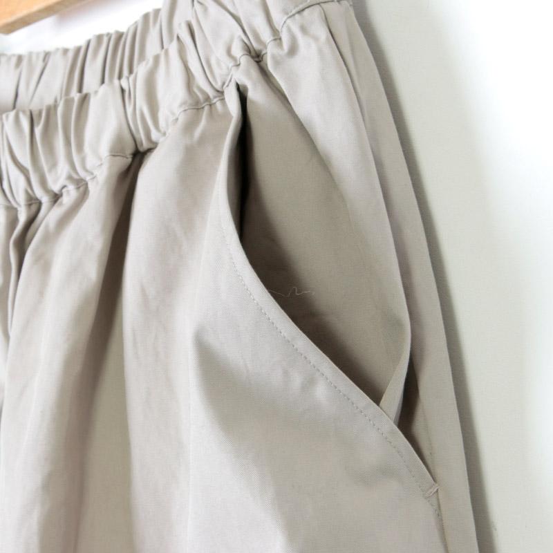 have a good day(ハブアグッドデイ) Volume pants For Women