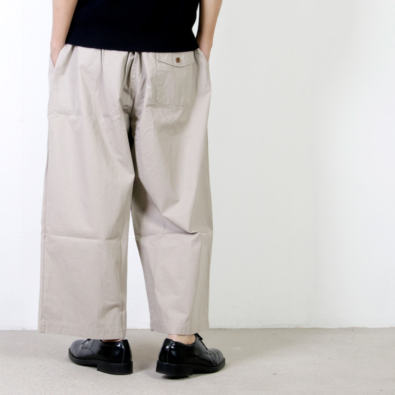 have a good day(ハブアグッドデイ) Volume pants