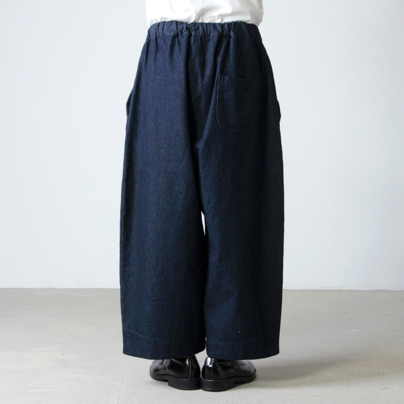 have a good day(ハブアグッドデイ) Denim volume pants  For Men