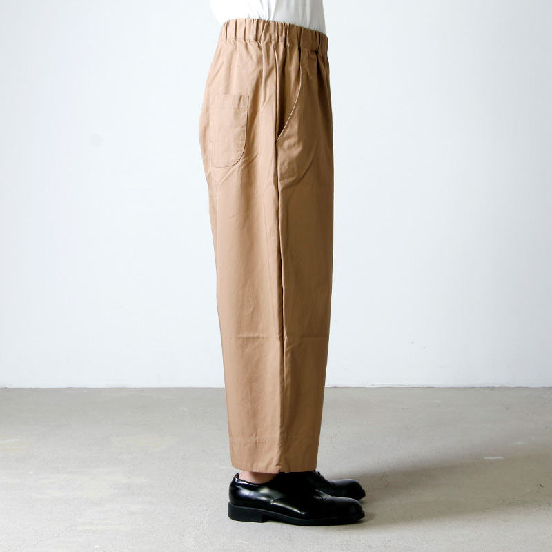 have a good day(ハブアグッドデイ) Volume pants  For Men