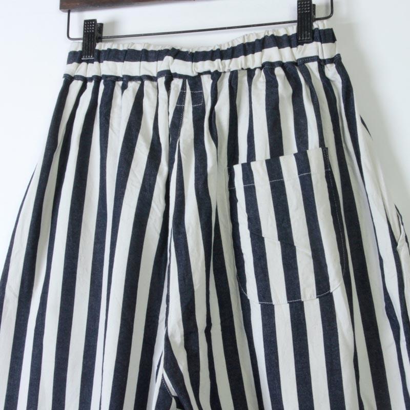 have a good day(ハブアグッドデイ) Stripe volume pants  For Men