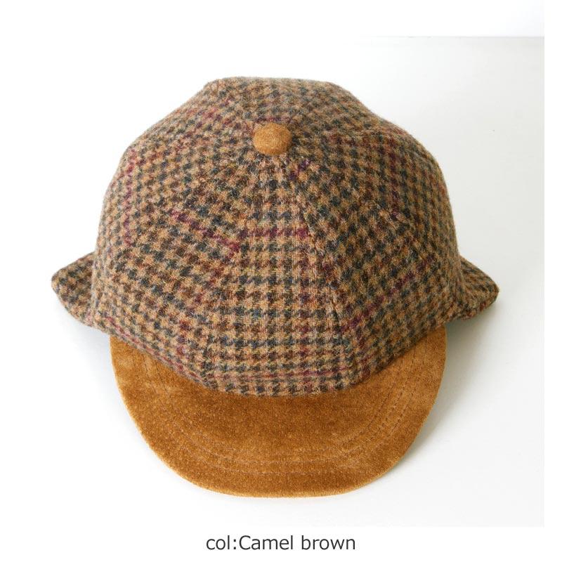 Hender Scheme(エンダースキーマ) tweed ear cap