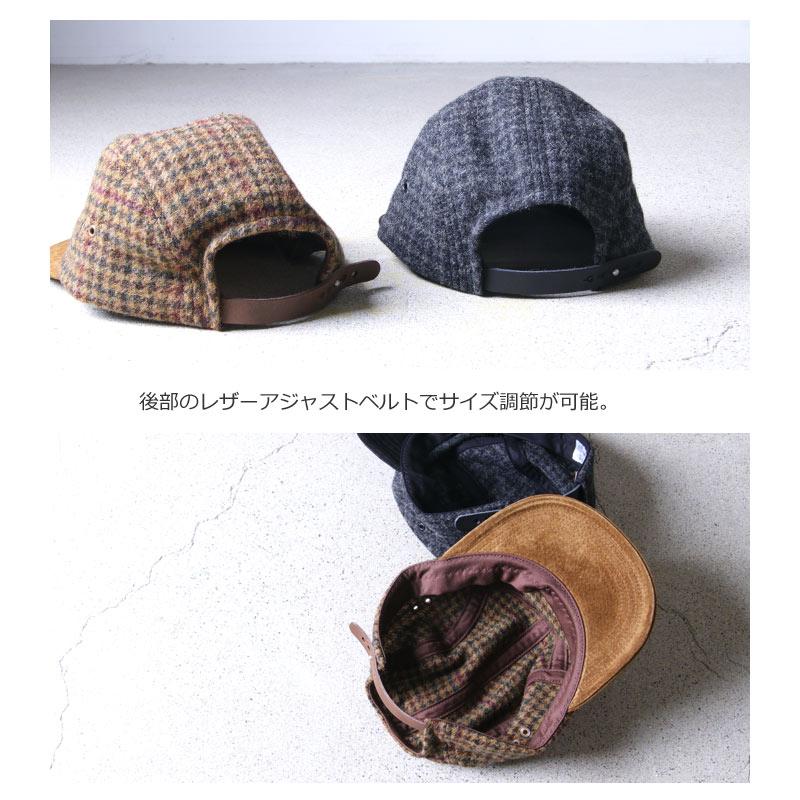 Hender Scheme(エンダースキーマ) tweed jet cap