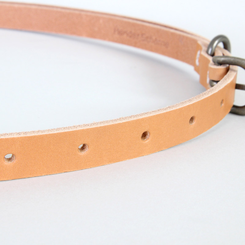 Hender Scheme(エンダースキーマ) tail belt
