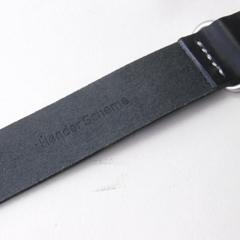 Hender Scheme(エンダースキーマ) tanning belt