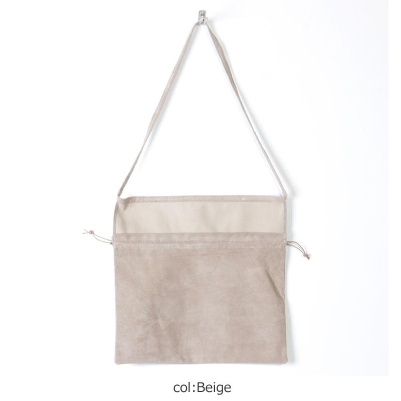 Hender Scheme(エンダースキーマ) red cross bag big