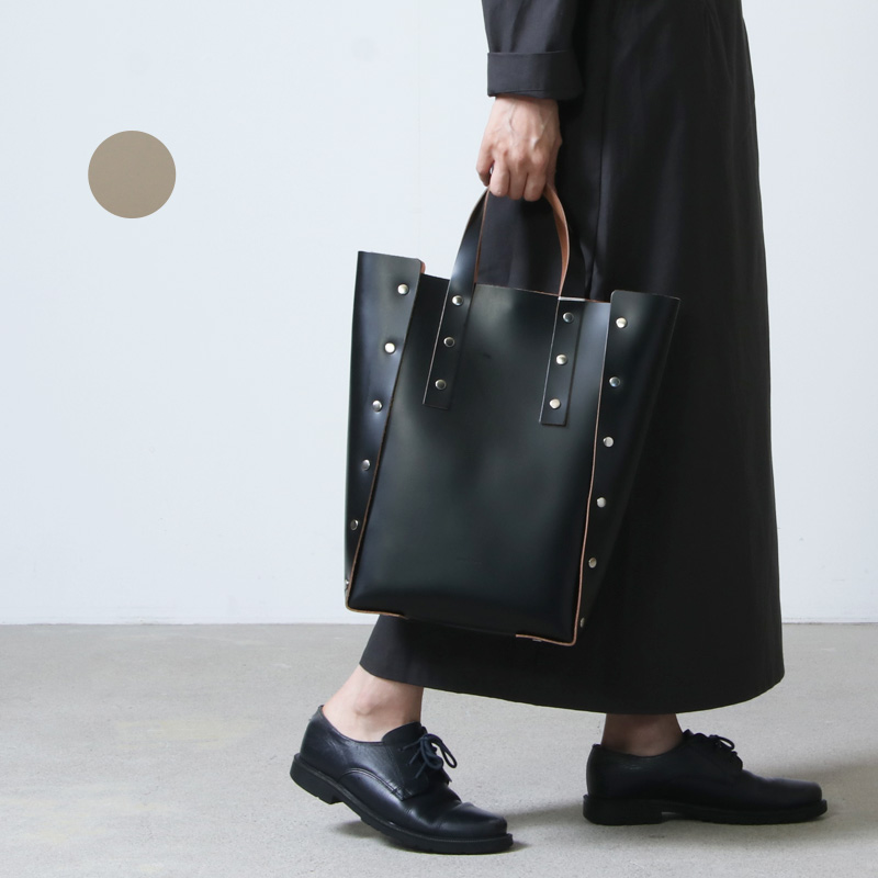 Hender Scheme (エンダースキーマ) assemble hand bag tall M