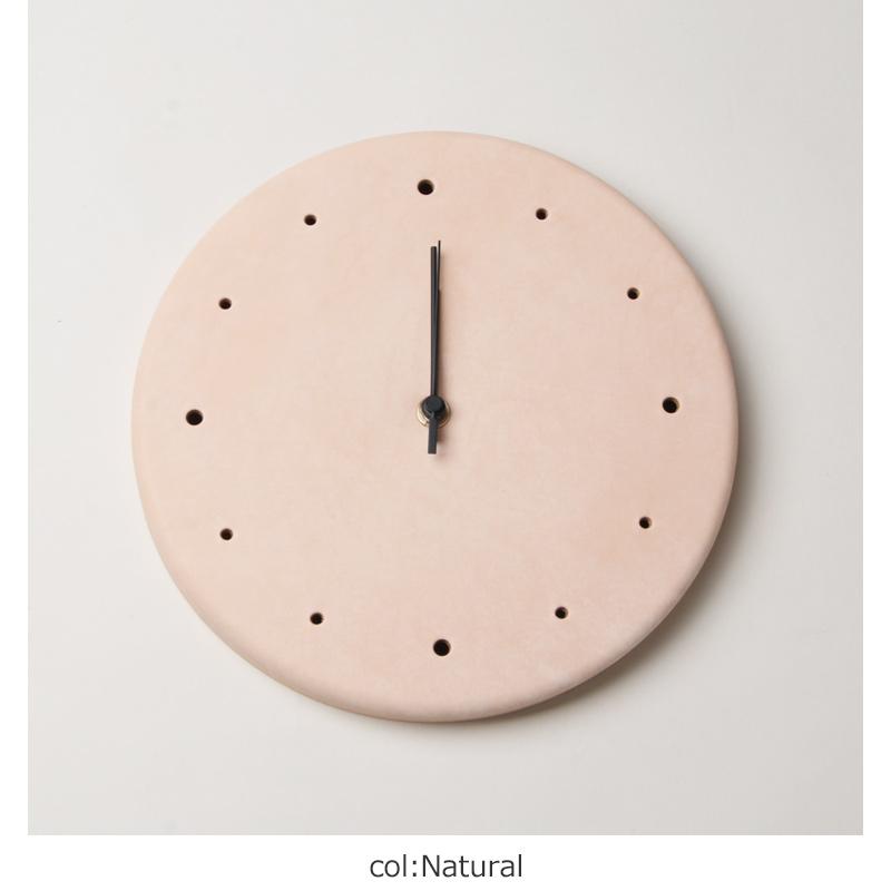 Hender Scheme(エンダースキーマ) clock