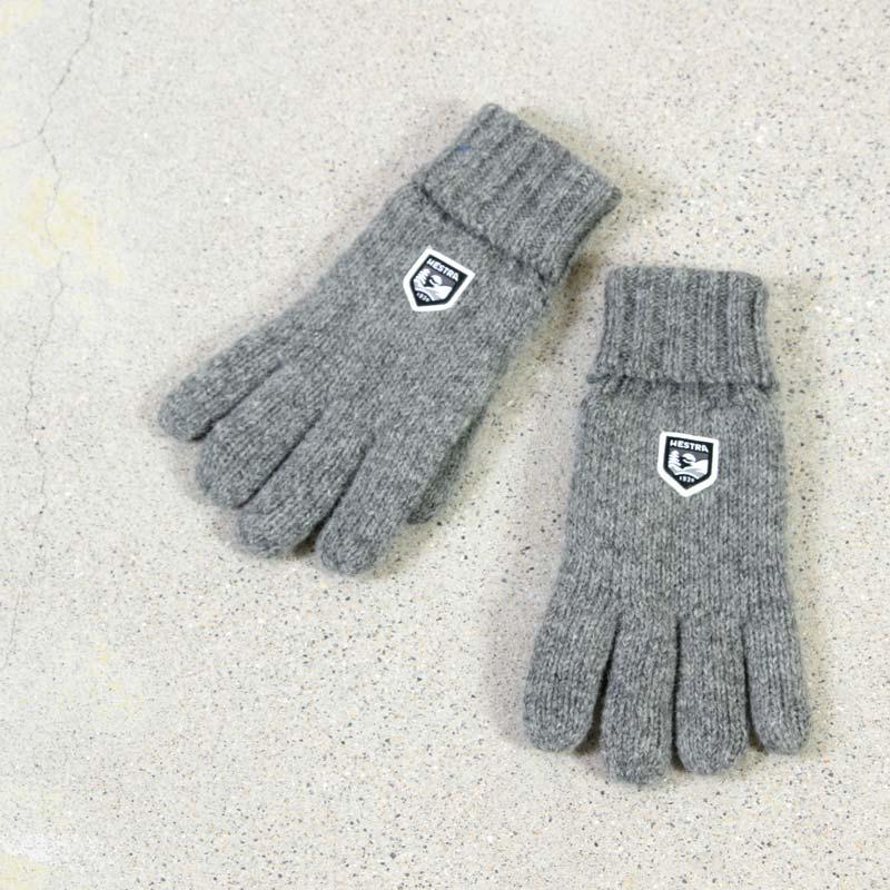 HESTRA (ヘストラ) Basic Wool Glove / ベーシック ウール