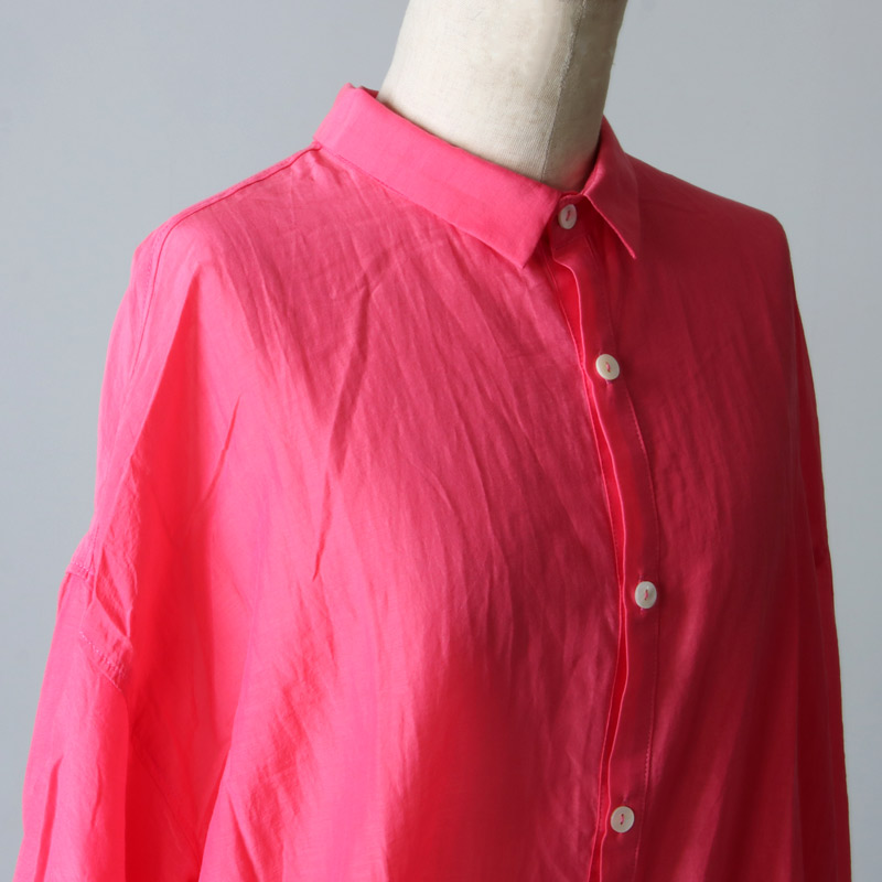 ICHI Antiquites(イチアンティークス) シルクローンazumadakiシャツ