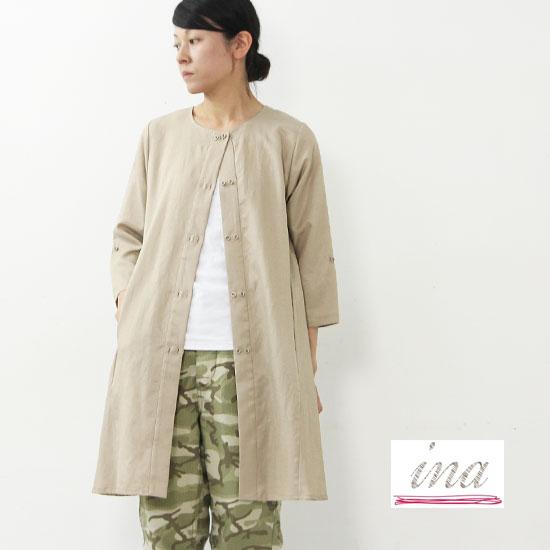 ina(イナ) コートワンピース