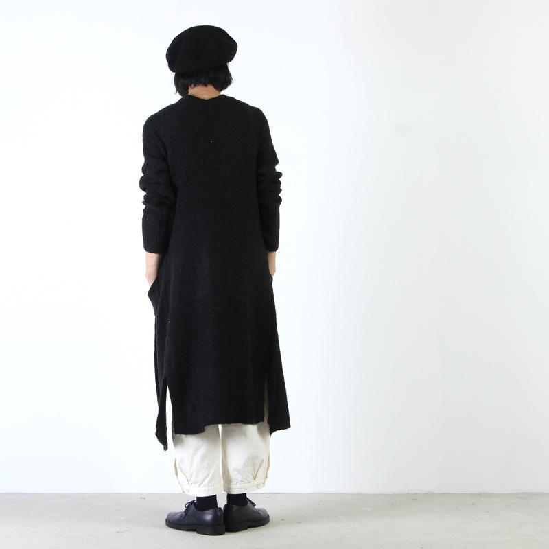 ina(イナ) ショールカラーコーディガン
