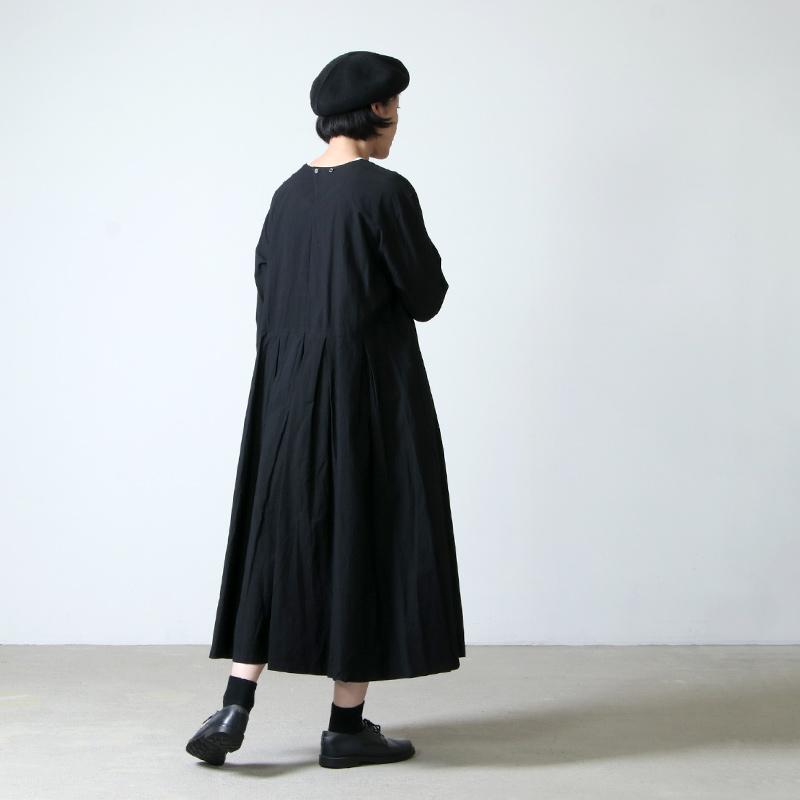 ina(イナ) ウエスト切替タックワンピース